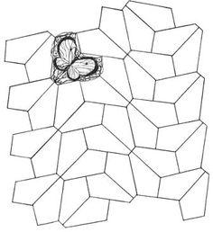 Butterflies - Intriguing Tessellations