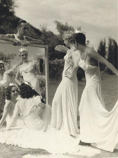 Lartigue on the set of 'Les Aventures du roi Pausole', 1932, Jacques Henri Lartigue. French (1894 - 1986)