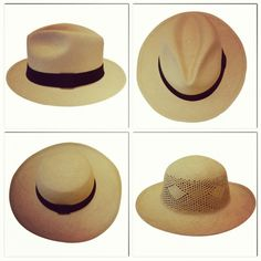 Chapéu Panamá legitimo para curtir suas ferias e carnaval com estilo e conforto!
