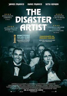 "(R) The Disaster Artist. I think I would have appreciated the movie more if I had seen ""The Room"" first. Yet I did still like it. The story is pretty much behind the scenes of the movie ""The Room."" Which has a very devoted, cultish fan base. James and Dave Franco were wonderful in their roles, of course."