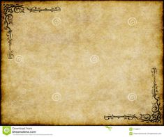 Old Parchment Paper Texture Royalty Free Stock Photography - Image ...