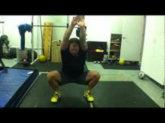 Hip Demands of the Upright Torso: Mobility WOD