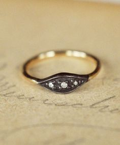 Sophia Marquis Ring   Made Her Think