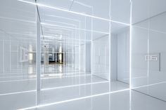 Gallery of Glass office SOHO China / AIM Architecture - 14
