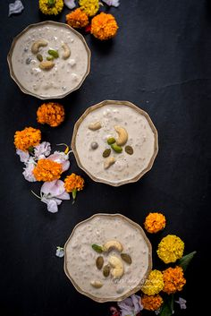 Nolen gurer payes, rice pudding with date palm jaggery. A traditional bengali dessert Indian Dessert Recipes, Indian Sweets, Sweets Photography, Diwali Food, Bengali Food, Cooking Photos, Special Recipes, Aesthetic Food, Food Presentation