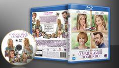 O Maior Amor Do Mundo (Blu-Ray) - Capa | VITRINE - Galeria De Capas - Designer Covers Custom | Capas & Labels Customizados