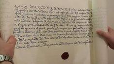 Riproduzione di un lasciapassare e contratto di lavoro di un falegname. Venezia, 1399, Atti del Consiglio dei Dieci