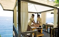 Treat yourself to a massage while you listen to the sounds of the sea. Hoi An, Hens, Big Day, Vietnam, Our Wedding, Massage, Massage Therapy