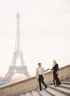 Gorgeous anniversary shoot in Paris: http://www.stylemepretty.com/little-black-book-blog/2017/02/28/romantic-winter-anniversary-shoot-in-paris/ Photography: Oliver Fly - http://oliverfly.com/