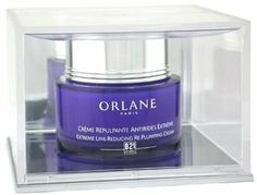 Orlane by Orlane B21 Extreme Line Reducing Re-Plumping Cream--/1.7OZ - Night Care by Orlane. $224.39. Image shown may not be true representation for size of this product, please refer to the size stated in the above product title, or to description below!. Original 100% Authenitc. For Woman. B21 Extreme Line Reducing Re-Plumping Cream--/1.7OZ. Save 10% Off!
