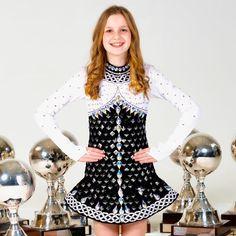 Irish Dance, Dancing, Dresses With Sleeves, Long Sleeve, Life, Fashion, Moda, Dance, Sleeve Dresses