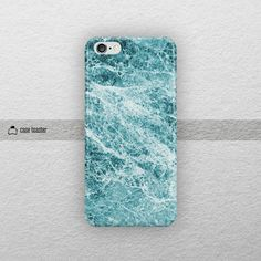 Blue marble print case. This design is available for Apple: iPhone 6 Plus, iPhone 6, iPhone 5C, iPhone 5/5S and iPhone 4/4S Samsung: Galaxy S6,