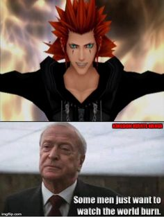 I could make Batman-Kingdom Hearts Memes all day.
