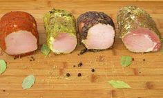 chleba naszego: Schaby parzone, w czterech smakach