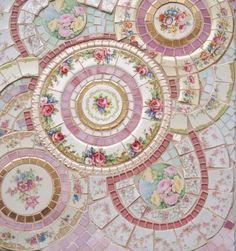 what a beautiful mosaic♥