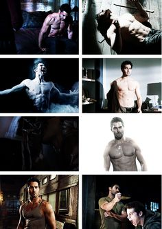 Derek Hale - Tyler Hoechlin - appreciation