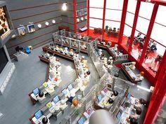 Jupiter Control Room | Damien Labrousse | Flickr