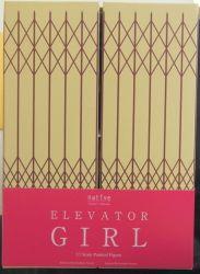 ネイティブ Creator's Collection 鳴子ハナハル 1/7 エレベーターガール ポストカード付き