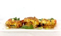 Healthy en easy ei-muffins met groentjes