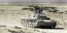 A Afrika Korps Panzer 3 in action