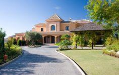 Villa for Sale in Benahavís, Costa del Sol. Click on picture for more details.