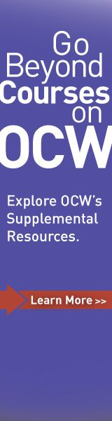 mit opencourseware java Free courses designed specifically for interactive study via the web, provided by mit, harvard and berkeley edx will also research how students learn and how.