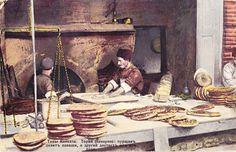 Types du Caucase - Interieur d'une boulangerie a Lelissavetpol (Ganja, Azerbaijan) | Flickr - Photo Sharing!