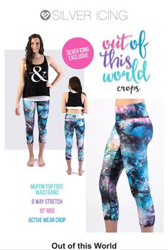 www.silvericing.com/mkelly  Top Quality performance Activewear!! Follow Spree, Silver Icing, Muffin Top, Online Collections, Top Free, Fashion Company, Chic Outfits, Fashion Online, Active Wear