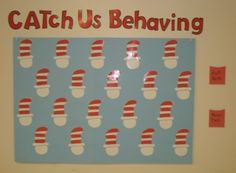 Dr. Seuss' Bulletin Board
