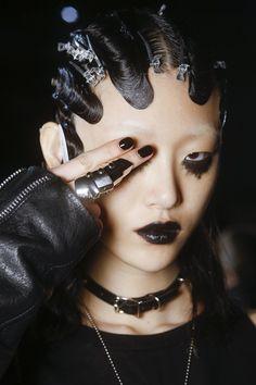 Makeup look 1 (Marc Jacobs)