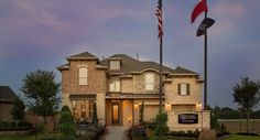 Two new model homes by Village Builders showcasing plans from its Heartland and Wentworth Collections also have opened in the new Kingwood neighborhood