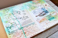 Mish Mash: So I started an art journal...