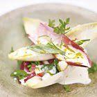 Jamie Oliver: witlofsalade met peer en appel