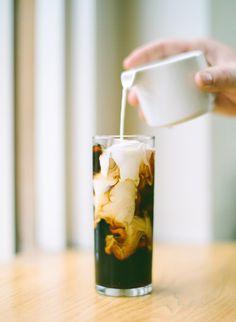 Coffee Marble Contax 645 | 80mm f/2 | Fuji Pro 400H