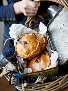 pork pies Irish Recipes, Pie Recipes, Cooking Recipes, What's Cooking, Recipies, Chicken Ham, Pork Ham, Pork Pie Recipe, Savoury Baking