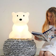 Nanuk Lamp, 109€, now featured on Fab.