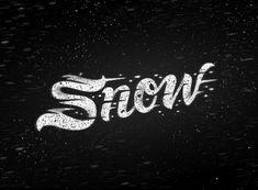 SNOW. typeverything.com,byLindsey Kellis Meredith
