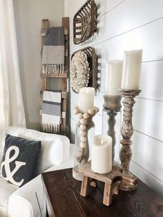 23 charming farmhouse living room decoration ideas 21 ⋆ All About Home Decor Decor, Country Farmhouse Decor, Farm House Living Room, Farmhouse Bedroom Decor, Living Room Designs, First Apartment Decorating, Home Decor, Room Decor, Apartment Decor