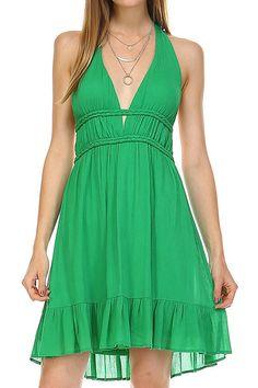 PINK BELLAS > Print Dresses > #D102C-576 − LAShowroom.com