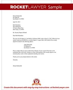Rejection Letter Sample  Letter    Letter Sample