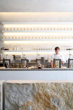Samovar Tea Bar in the Mission, San Francisco // via Spotted SF