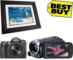 best buy digital photo frames