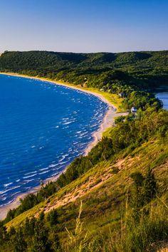 Sleeping Bear Dunes am Lake Michigan – Der schönste Ort der USA - TRAVELBOOK.de