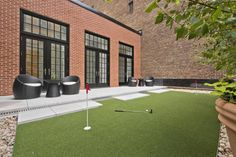 The Most Over-the-Top Rooms in Celebrity Homes Jennifer Lopez's new $22 million No-Mad penthouse comes complete with a putting green on the roof deck. Hey, if you have 3,000 square feet of outdoor space in Manhattan, you can dream big.