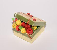 Handmade paper gift❤