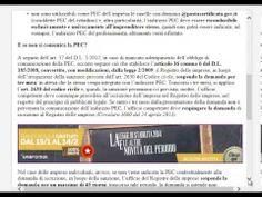 ULTIME NOVITA' POSTA ELETTRONICA CERTIFICATA