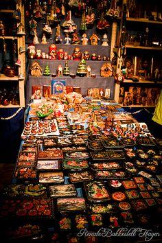 Oslo, Christmas market