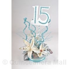 Quinceanera centerpieces party favors and decorations more