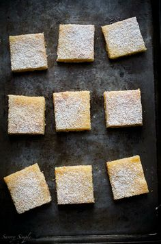 These grapefruit bars are similar to lemon bars but made with fresh squeezed grapefruit juice instead. Your friends and family will love them! great recipe from @Jennifer Farley | Savory Simple