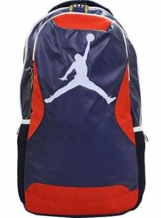 8705898b0085 Nike Air Jordan Jumpman School Backpack Book Bag Kids Boys     Click image  to review more details. (This is an affiliate link)  HashTag1. Nike  Backpacks